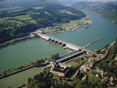 Kraftwerk Persenbeug